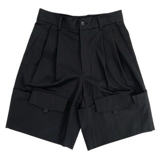 <img class='new_mark_img1' src='https://img.shop-pro.jp/img/new/icons21.gif' style='border:none;display:inline;margin:0px;padding:0px;width:auto;' />ROLL-UP POCKETS SHORTS