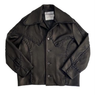 <img class='new_mark_img1' src='https://img.shop-pro.jp/img/new/icons21.gif' style='border:none;display:inline;margin:0px;padding:0px;width:auto;' />Hand Stitch Leather Jacket