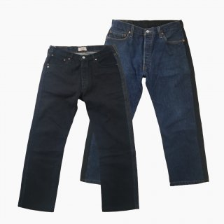 <img class='new_mark_img1' src='https://img.shop-pro.jp/img/new/icons21.gif' style='border:none;display:inline;margin:0px;padding:0px;width:auto;' />Jeans pleat front