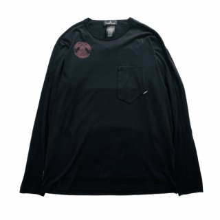 <img class='new_mark_img1' src='https://img.shop-pro.jp/img/new/icons21.gif' style='border:none;display:inline;margin:0px;padding:0px;width:auto;' />T-Shirt PRINTED LS CATCH POCKET