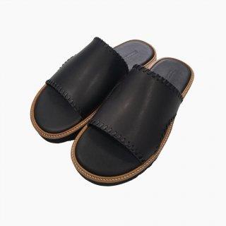 """Wyatt""Hand Stitch Leather Sandal"