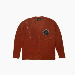 CONSTRUCTOR PATCHED CARDIGAN