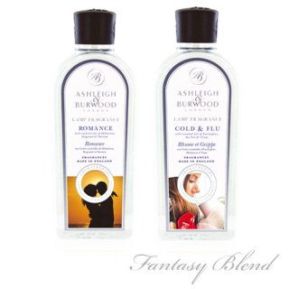 【香りの確認可能・正規品】Ashleigh&Burwood ファンタジーブレンドセット(ロマンス/コールド&フル)