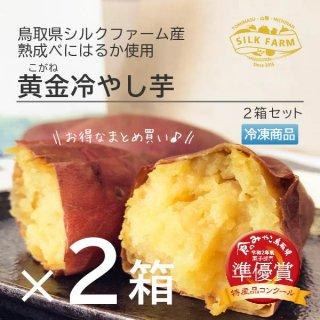 黄金冷やし芋2箱セット
