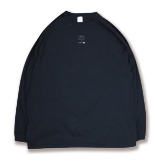 CAMP Long Sleeve(キャンプロングスリーブ/black)