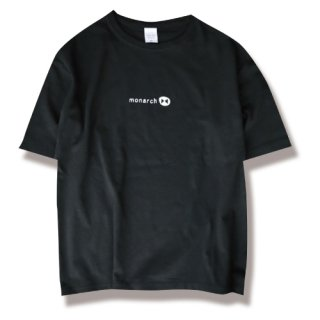 Monarch ROGO Tee(モナークロゴT/black)