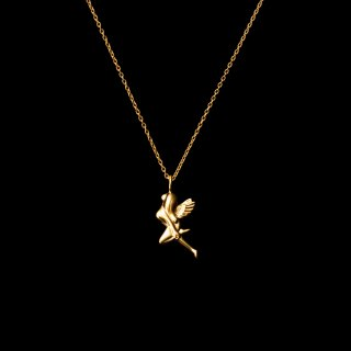「MINI FAIRY」Necklace SV925 Gold Coating