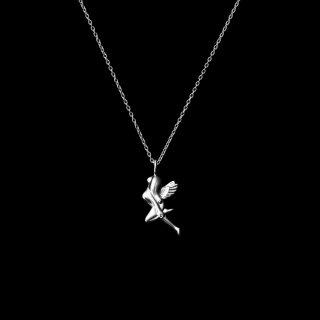 「MINI FAIRY」Necklace  SV925 Rodium Coating
