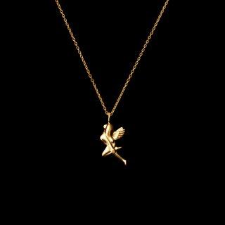 「MINI FAIRY」Necklace K18 YG