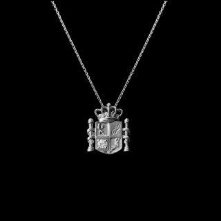 「MINI ESPANOLA 2020」Necklace SV925 Rodium Coating