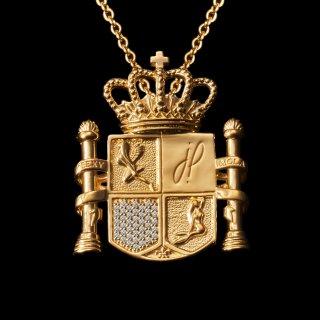 「ESPANOLA 2020」Necklace SV925 Gold Coating
