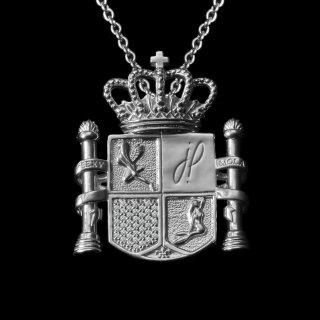 「ESPANOLA 2020」Necklace SV925 Rodium Coating
