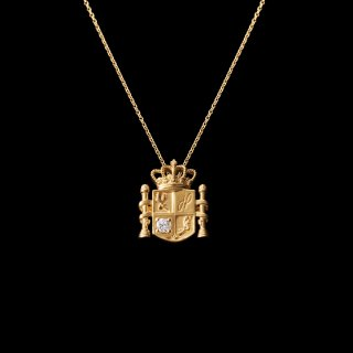 「MINI ESPANOLA 2020」Necklace K18 YG