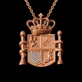 「ESPANOLA 2020」Necklace K18 PG