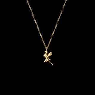 「MINIMINI FAIRY」Necklace SV925 Gold Coating