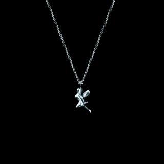「MINIMINI FAIRY」Necklace K18 WG