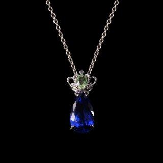 「INTELIGA」Necklace K18 WG