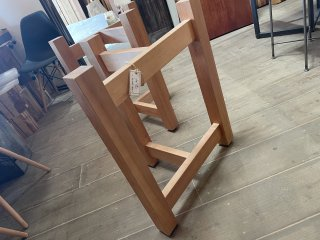 2WAY木製脚セット