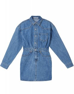 [韓国発送] 21SS Western denim mini dress