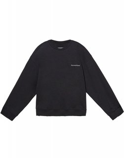 [韓国発送] 21SS Reversible distressed sweatshirt