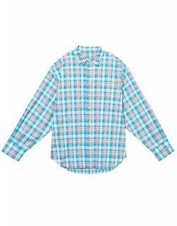 [韓国発送] 21SS Ms Oversized checked shirt