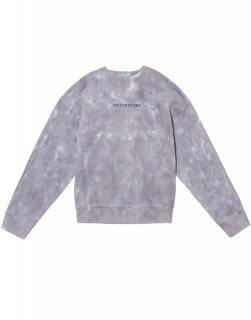 [韓国発送] 21SS Garment-dyed stained sweatshirt
