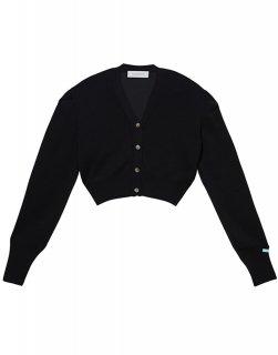 [韓国発送] 21SS Puff-sleeve knit cardigan