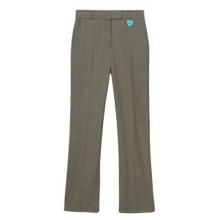 [韓国発送] 21SS High-rise slim-leg trousers