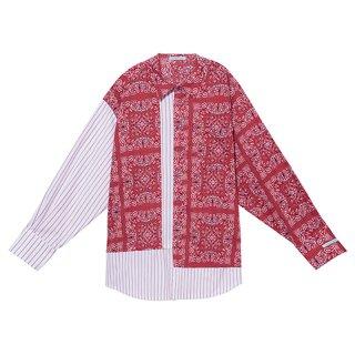 [20%OFF][韓国発送]  21SS Ms Oversized paisley-print shirt