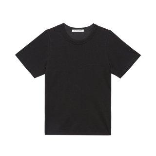 [韓国発送]  21SS Logo-embroidered basic T-shirt