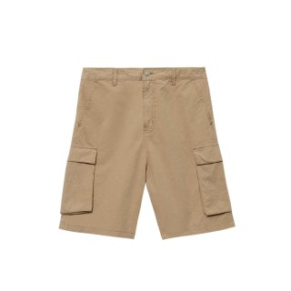 [韓国発送] 21SS Ms Cotton-blend cargo shorts