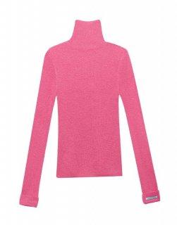[韓国発送] 21FW Roll-neck mohair-blend sweater