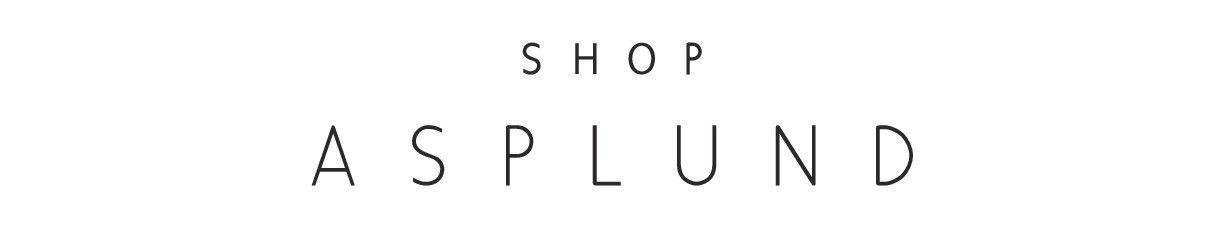 SHOP ASPLUND ebisu WEBショップ