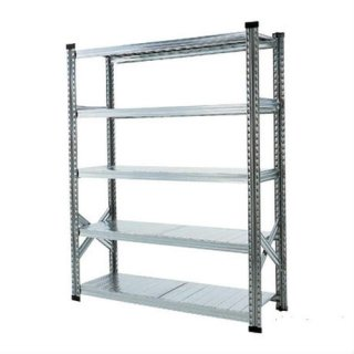 【METALSISTEM】5TIER STEEL SHELF W1200