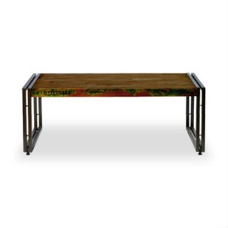 【d-Bodhi】FERUM INDUSTRIAL COFFEE TABLE L