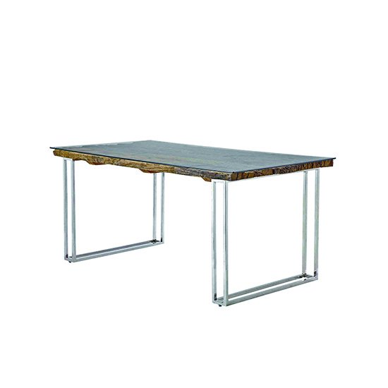 【dareels】NEW RAILWAY DINING TABLE