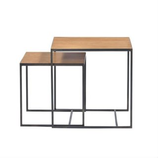 【dareels】TWO NEST TABLE