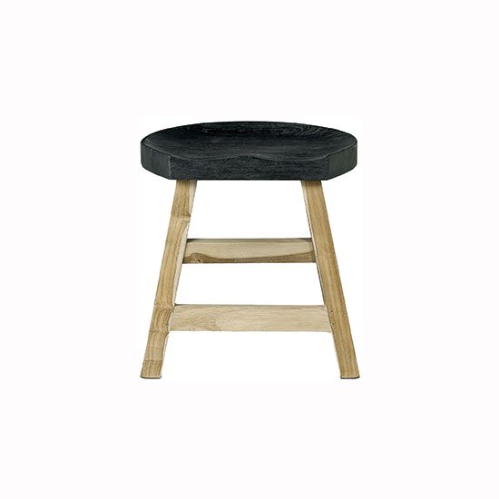 【dareels】KING STOOL /BLACK