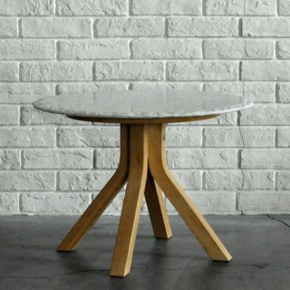 【BLEU NATURE】STONE LOW SIDE TABLE