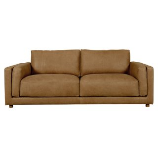 【HALO】BUTTER 2P SOFA /CAMEL