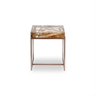 【BLEU NATURE】 ATOHI SIDE TABLE LOW