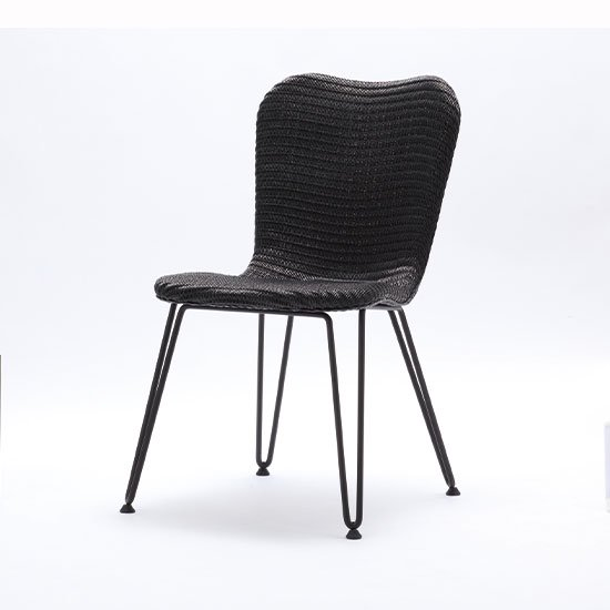 【VINCENT SHEPPARD】 CHRISTY CHAIR without cushion