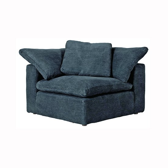 【HALO】LUSCIOUS SECTIONAL CORNER SOFA / GALATA LINEN GRAPHITE