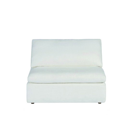 【HALO】LUSCIOUS SECTIONAL 1P SOFA / GALATE LINEN CREMA