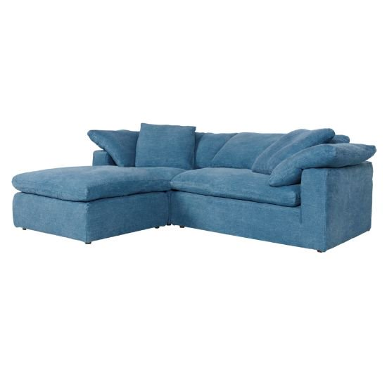 【HALO】LUSCIOUS CHASE LOUNGE SOFA LHF / OLD LOOM OCEAN