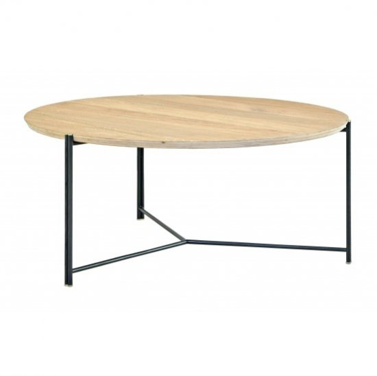 【SQUARE ROOTS】 TRIO COFFEE TABLE L / RAW OAK