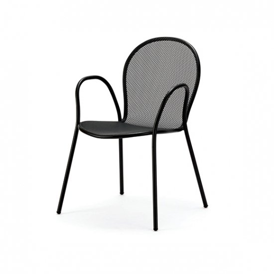 【emu】RONDA CHAIR-BK