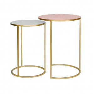 【ASPLUND】SIDE TABLE set2