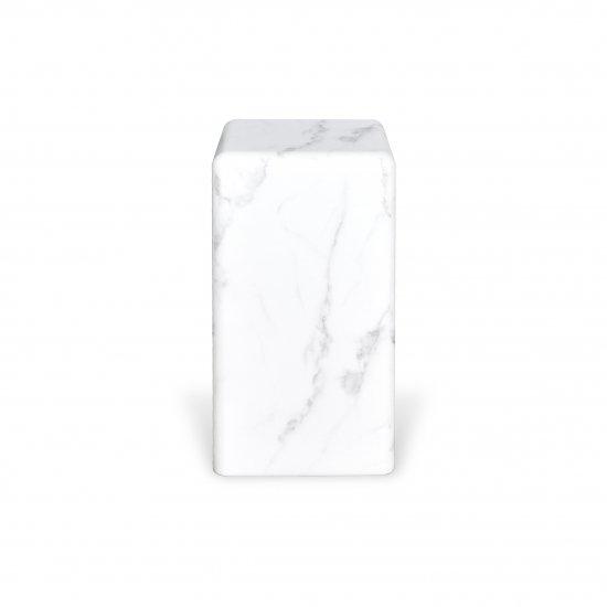 【ASPLUND】Pillar marble wh S