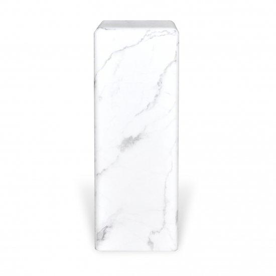 【ASPLUND】Pillar marble wh L